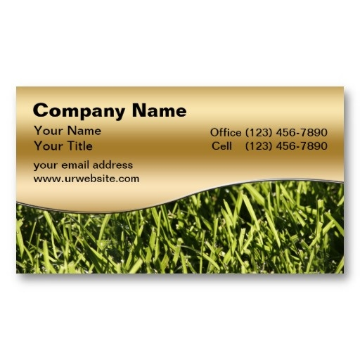 1000 images about lawn service business cards on for Garden maintenance business