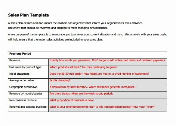 Sales Action Plan Template Excel Best Of Free 22 Sales Plan Templates In Pdf Business Plan Template Free Simple Business Plan Template Marketing Plan Template