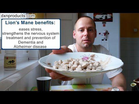 dxnproducts.com: Medicinal mushroom against stress: friend of nervo...