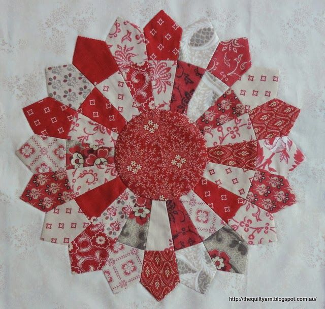 1000 Images About Quilting Dresden Plates On Pinterest