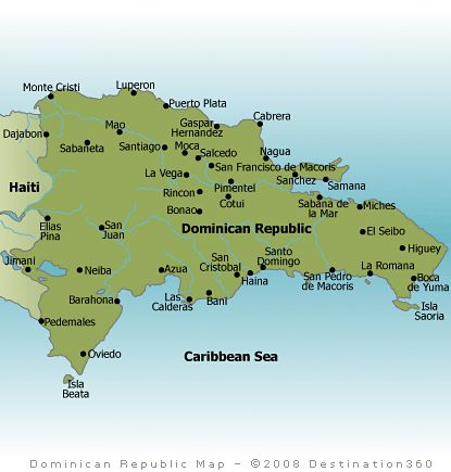Best 25 Dominican republic map ideas on Pinterest  Dominican