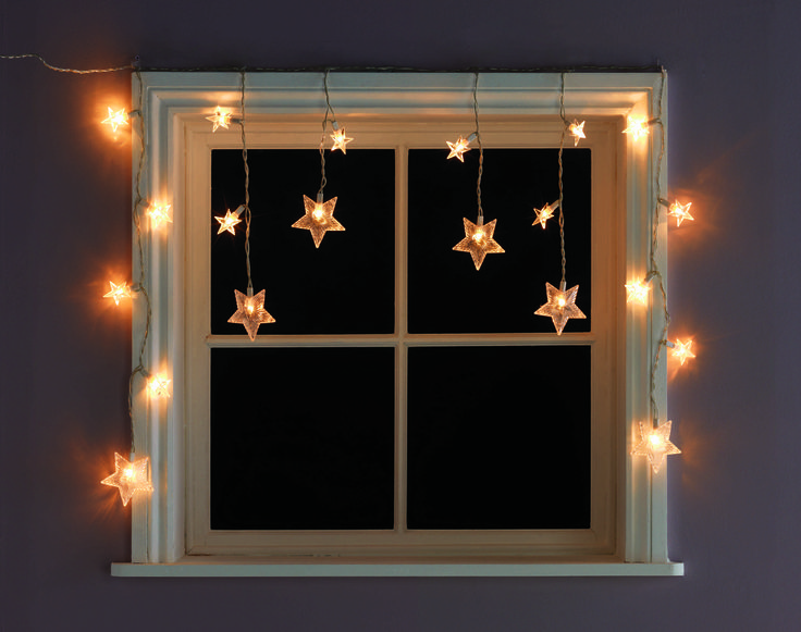 Best 28 argos christmas window lights star window for Christmas window decorations clearance