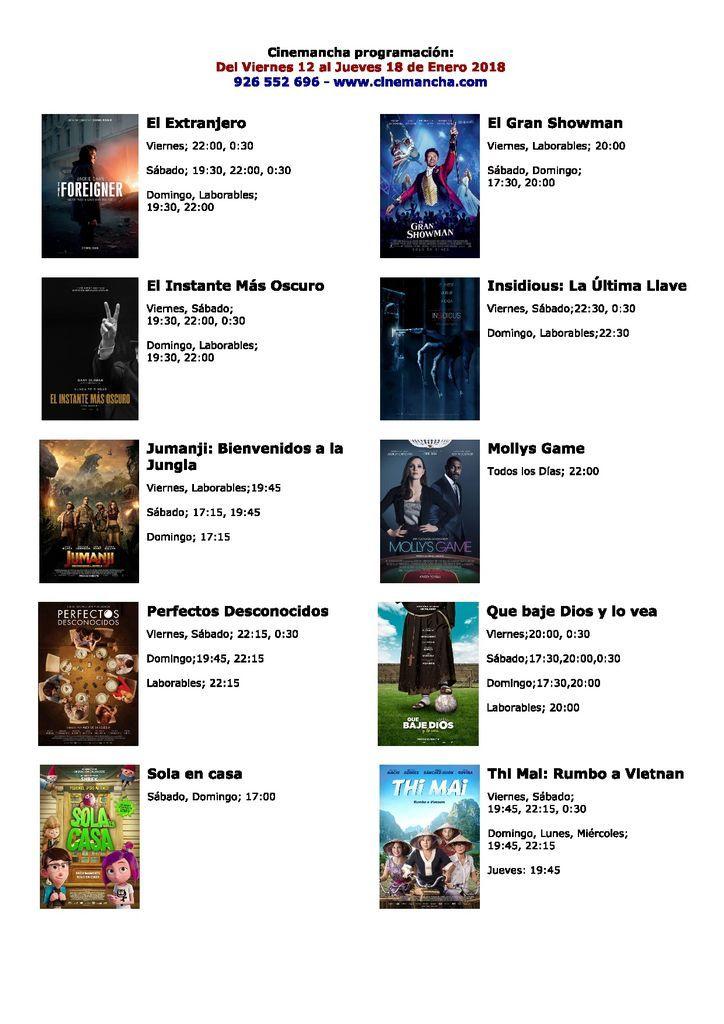 Cartelera Cinemancha del 12 al 18 de enero - https://herencia.net/2018-01-12-cartelera-cinemancha-del-12-al-18-enero/?utm_source=PN&utm_medium=herencianet+pinterest&utm_campaign=SNAP%2BCartelera+Cinemancha+del+12+al+18+de+enero