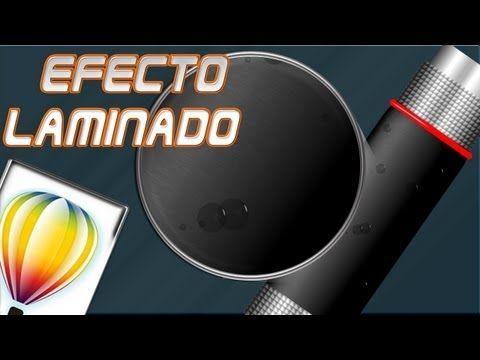 Efecto laminado con CorelDRAW X6