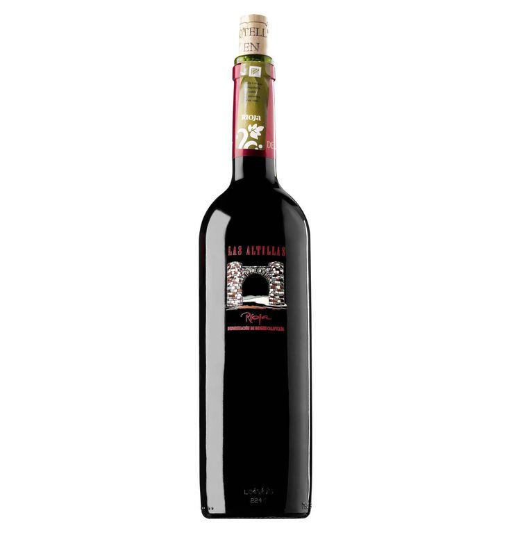 Wie wäre es mit einem Wein als Geschenk für euren Liebsten? Las Altillas Baron de Ley Rioja DOCa rot ist ein Qualitäts-Rotwein der sich als ein idealer Begleiter zu dunklen Fleischgerichten, Steaks, Pasta, Paella und kräftigen Käsesorten entpuppt.