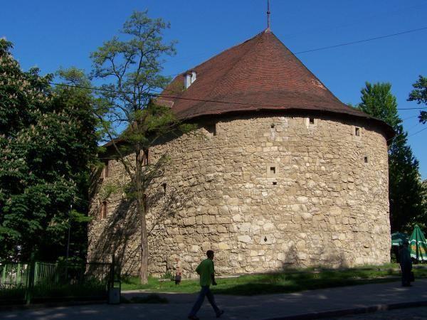 Gunpowder Tower Lviv