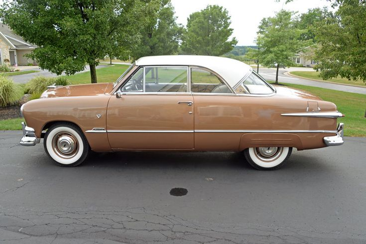 1951 Ford Crown Victoria for sale by Owner - Wooster, OH | OldCarOnline.com Classifieds