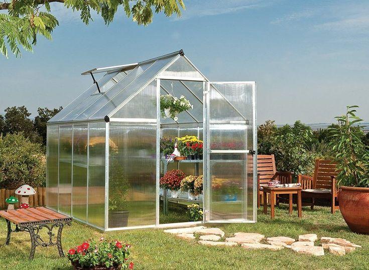 Greenhouse Kits, Mini/Small Greenhouses for Sale & DIY Greenhouses #HydroponicsGardening
