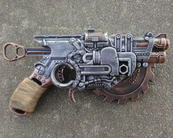 Poignée pistolet nerf caoutchouc & Cocking assurent par DarkHaunt