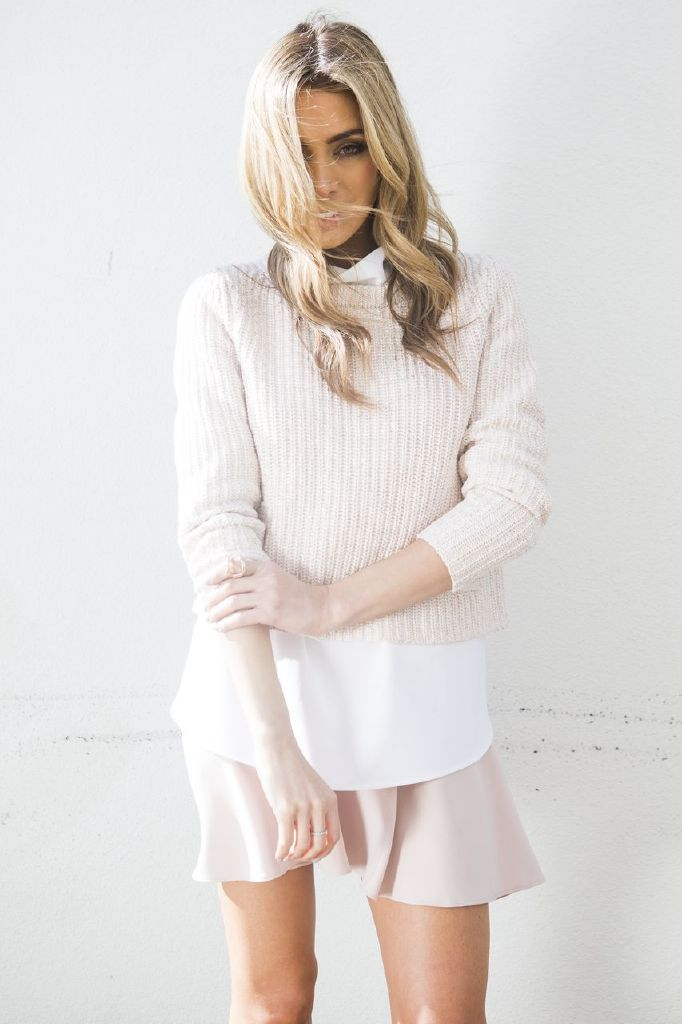 5 STEPS TO EFFORTLESS TRANSEASONAL STYLE #witchery #knit // Chronicles of Nadia