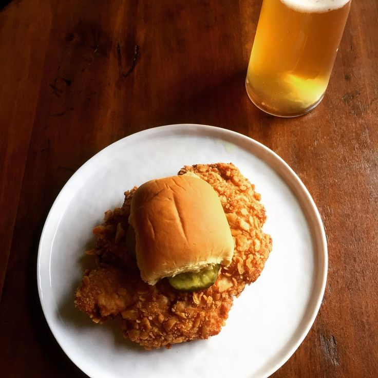 Fried Pork Tenderloin Sandwich Recipe on Food52 recipe on Food52