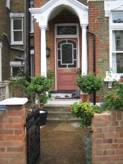 Front Garden Ideas London 22 best victorian front garden ideas images on pinterest