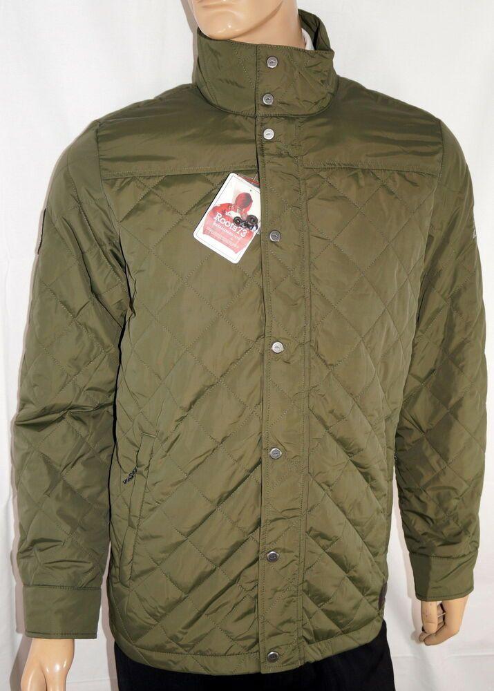 3bad1981ac (eBay Sponsored) Roots 73 New Quilted Jacket - Men M AHS Apocalypse  Cedarpoint Green
