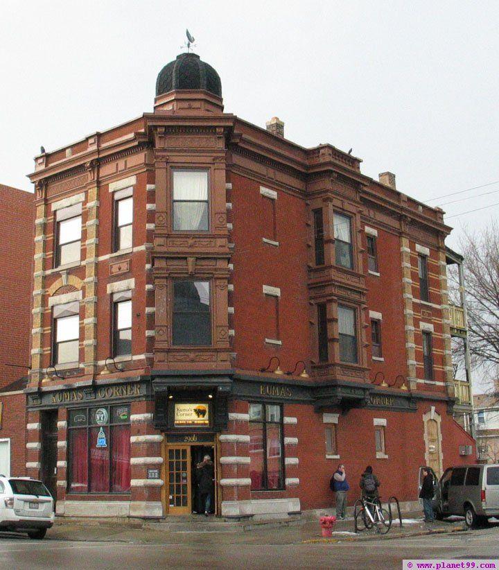 Kumas Corner - Best Burgers in Chicago