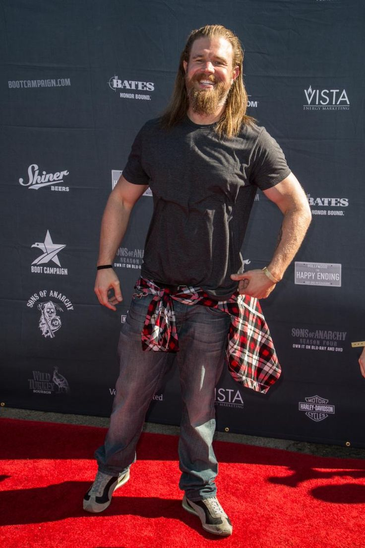 Ryan Hurst. Sons of Anarchy (Opie Winston)