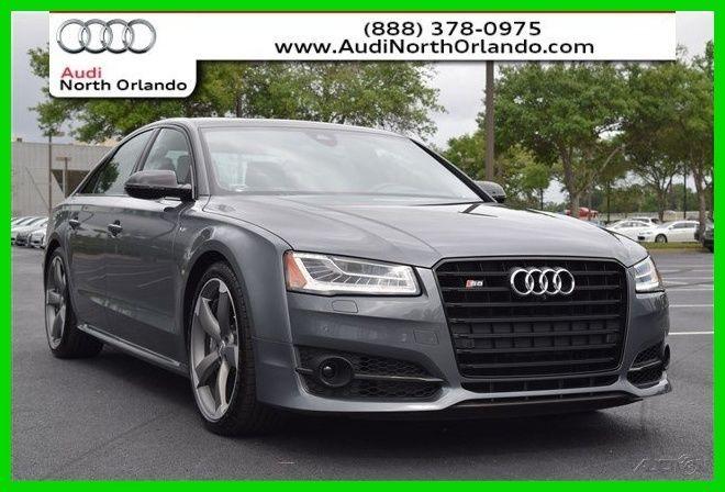 Audi: S8 4.0T Plus 2016 audi s 8 plus dynamic pkg b o black optics carbon ceramics we trade Check more at http://auctioncars.online/product/audi-s8-4-0t-plus-2016-audi-s-8-plus-dynamic-pkg-b-o-black-optics-carbon-ceramics-we-trade/
