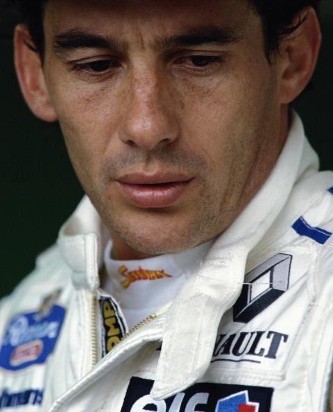 Ayrton Senna ... RIP ... #MclarenF1
