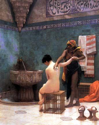 Jean-Leon Gerome - The Bath