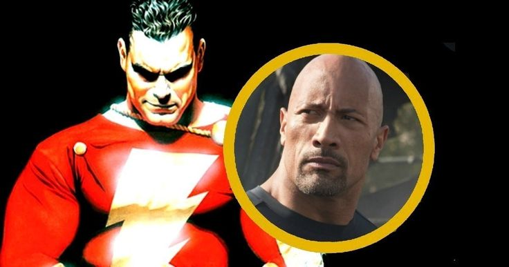 Dwayne Johnson Can't Decided Between 'Shazam' or 'Black Adam' -- The Rock wants to put his heart and soul into the upcoming DC Comics movie 'Shazam', but is having trouble deciding on a character. -- http://www.movieweb.com/news/dwayne-johnson-cant-decided-between-shazam-or-black-adam