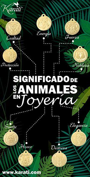 Significado de animales en joyería