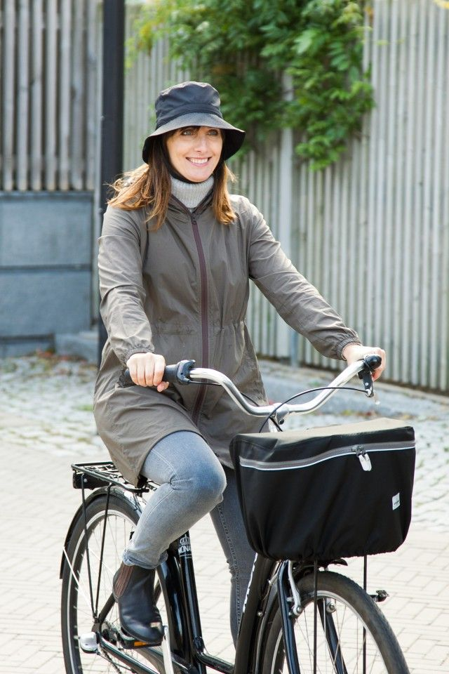 Bicycle Basket Cover - Weathergoods - Nordic Design Collective