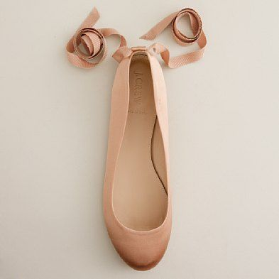 I'm obsessed with these ballet flats!