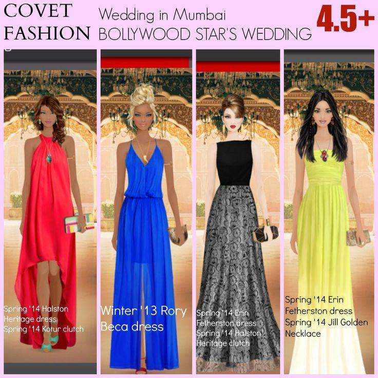 Covet Fashion Jet Set Bollywood Star 39 S Wedding 4 5