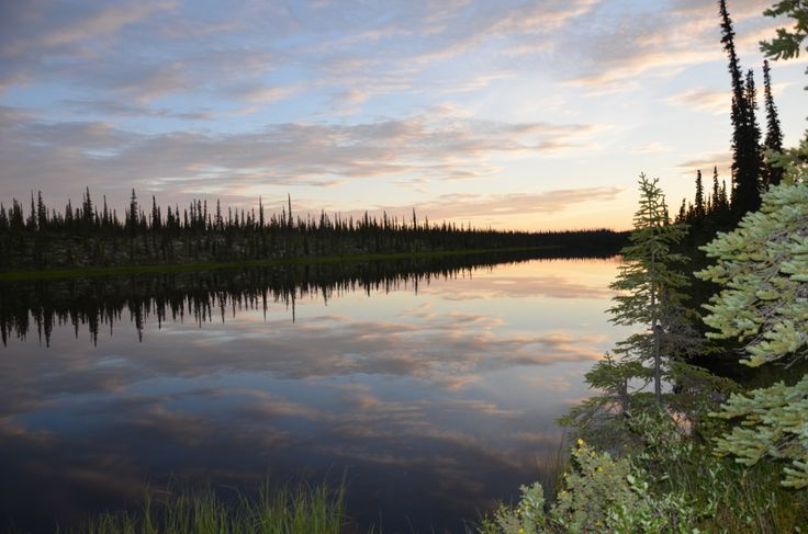 Deline, Northwest Territories Canada