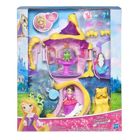 Superb Disney Princess Little Kingdom Rapunzel's Stylin' Tower Now At Smyths Toys UK! Buy Online Or Collect At Your Local Smyths Store! We Stock A Great Range Of Disney Princess At Great Prices.