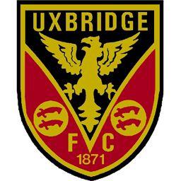 1871, Uxbridge F.C. (England) #UxbridgeFC #England #UnitedKingdom (L16665)