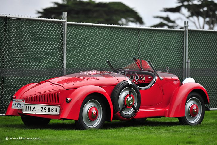 1935 Mercedes-Benz 150 Sports Roadster