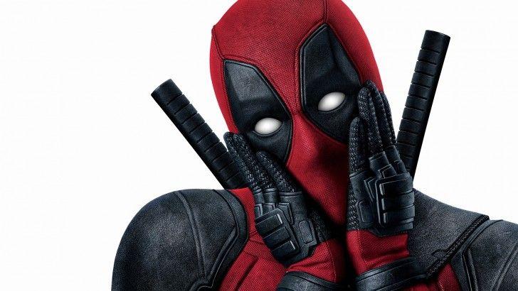 Download Deadpool HD Wallpaper 2016 1920x1080