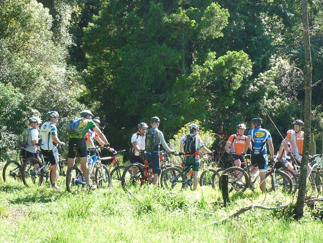 Ingeli MTB Club - latest addition to our Ingeli Forest Lodge family ... www.ingeliadventures.com — at Ingeli Forest Lodge.
