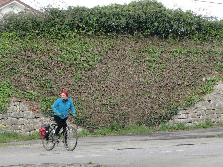 En marcha #30DíasenBici - 6 Bicicletada Preparatoria 23 de Marzo de 2014