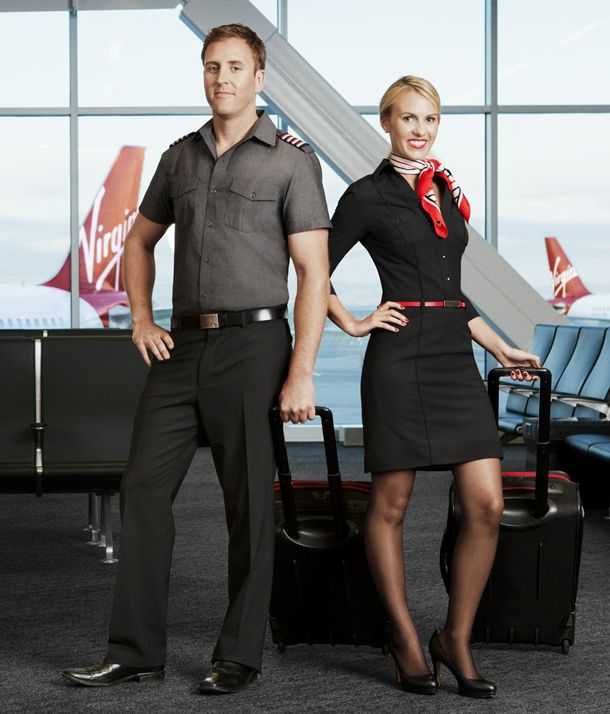 air canada flight crew uniforms | Travel Tuesday Top 10: Flight Attendant Uniforms | The Points Guy