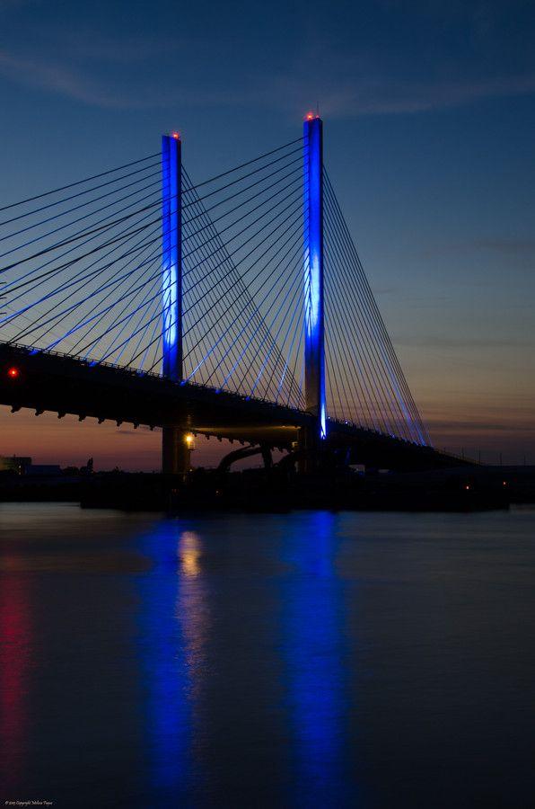 Indian River Bridge - DE