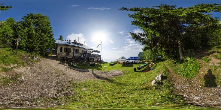 Überetscher Hütte - 360° Foto