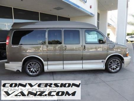 2014 Chevy Express Explorer Limited SE Conversion Van