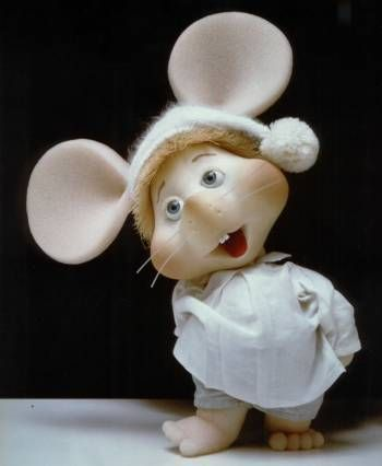 EVERYONE loved Topo Gigio from the Ed Sullivan Show.
