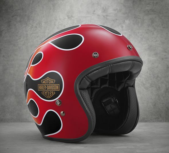 Helmet // HD Helmet Flaming