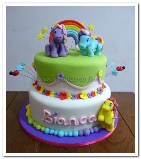 Torta Mi pequeño pony. | favoritos | Pinterest