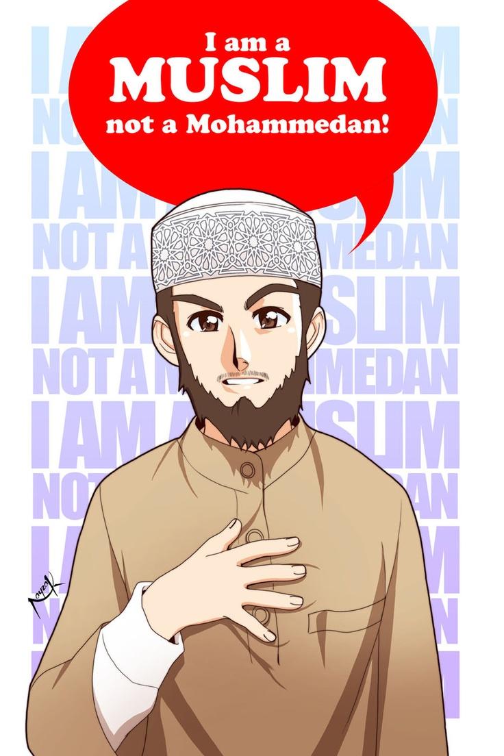 Not a Mohammedan by ~Nayzak on deviantART