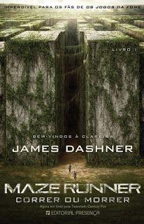 """Bloguinhas Paradise: Opinião - """"Maze Runner - Correr ou Morrer"""", James ..."""