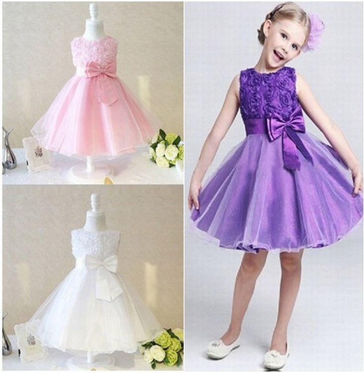 Mejores 410 imágenes de flower girl dresses en Pinterest | Vestidos ...