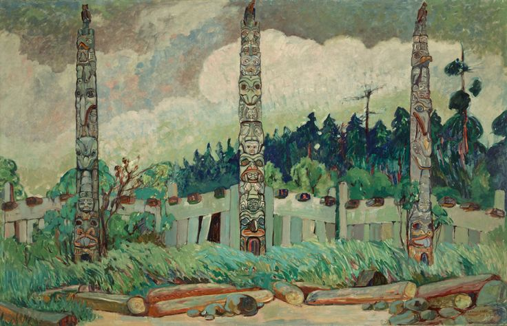 Slideshow: Emily Carr's Big European Debut Dulwich Picture Gallery, London November 1, 2014, to March 8, 2015
