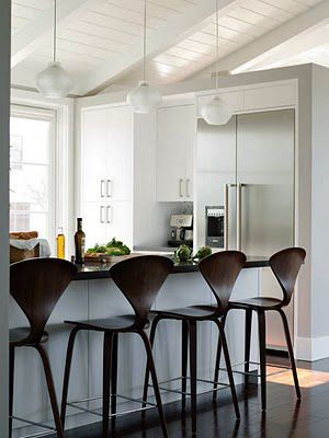 1000 Images About Norman Cherner Chairs On Pinterest