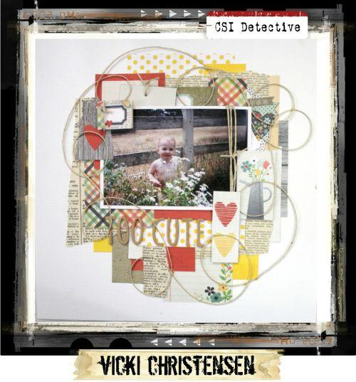 Case File No. 180 {Case closes on November 13, 2015} - CSI: Color, Stories, Inspiration