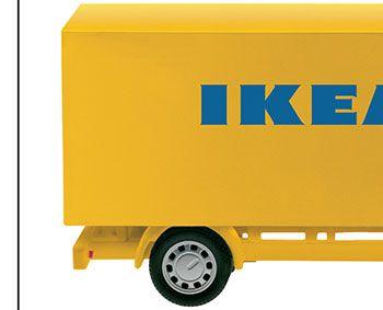 IKEA'dan internete özel ücretsiz nakliye fırsatı