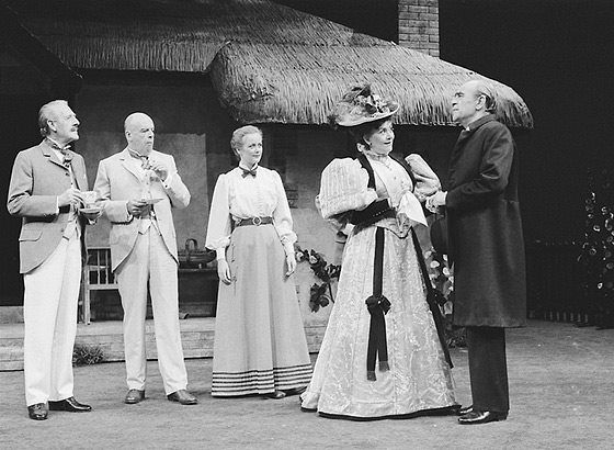 the conventional characters in the play mrs warrens profession by bernard shaw Timeline: major events in the life of george bernard shaw   the character  descriptions below are based on shaw's stage direction found in  three plays,  including mrs warren's profession, the  you attacked me with the  conventional.