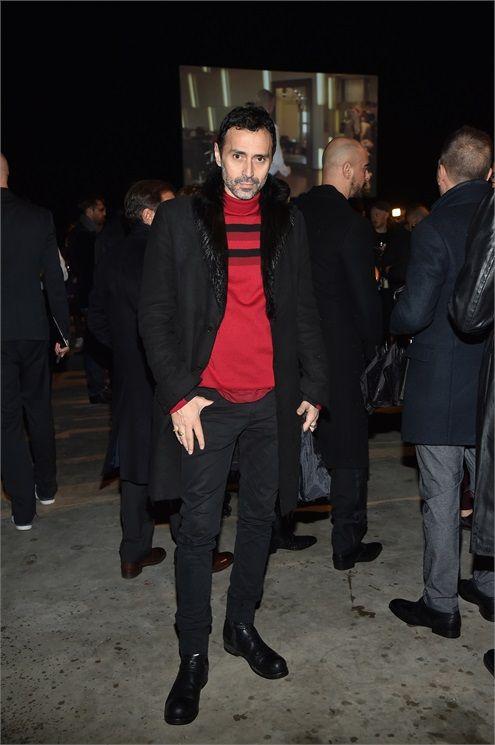 fabio novembre dsquared2 milano fashion week 2015